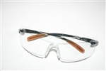 Janitorial Clear Safety Glasses