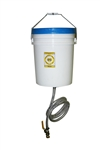 5 gallon Pressure Washer Antifreeze Flush Bucket