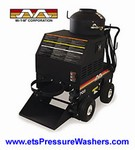 MI-T-M HLP-0703-2M10 HOT PORTABLE ELECTRIC PRESSURE WASHER