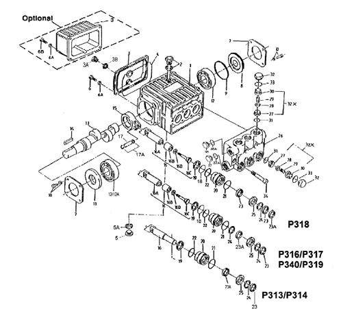 3500 pressure washer parts wiring diagram and fuse box