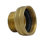 Brass Hose Adapter