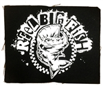 Reel Big Punk canvas patch