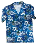 Blue Hawaiian Limited Edition shirt