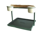 Traveler Table Top - Textured Green