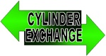 EXCHANGE of Gas Cylinder(s)