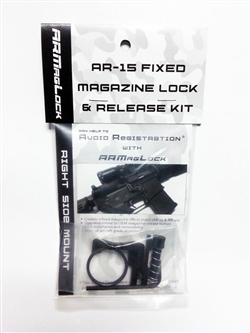 AR Maglock California Complaint AR-15 Solution