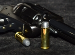 .45 Colt Reload Service: Customer-Supplied Brass Cases, Cowboy Action Load, 250g RNFP Lead, 50 Rounds per bag