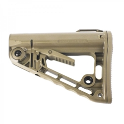 Roger's Super Stock FDE for AR-15 Rifles