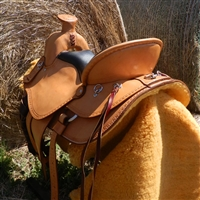 Wade Old Timer Saddle