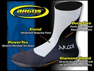 argos 2mm full booties