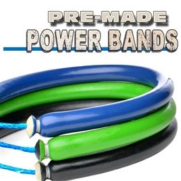 pre-made speargun rubber bands