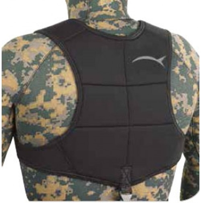 salvimar drop vest