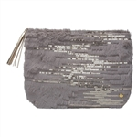 Stephanie Johnson Flat LARGE Pouch - Geneva