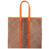 Lance Wovens Ribbons Floppy Tote