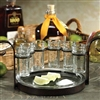 Zodax Fiesta Six Shot Tequila Set
