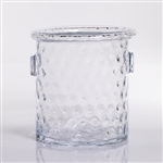 Zodax Bubble Glass Ice Bucket