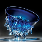 Axiom Glass Thorn Vessels Medium 9""