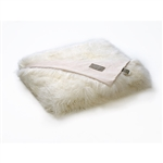 Auskin Tibetan Lambskin Throw