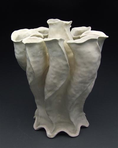 Clementine Porcelain Octopus Vase