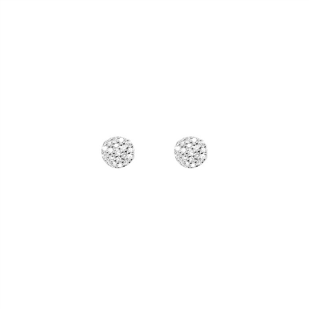 La Soula Little Circle Complete Earrings