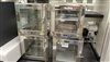 Fisher Scientific Stainless Steel Desiccator 12x12x12 with Shelves