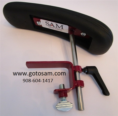 Ergonomic Arm Rest for Pipette, Fishing, Jewelers