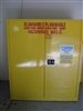 Securall Model W1080 Flammable Storage Cabinet (120 gal.)