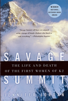 Savage Summit, paperback