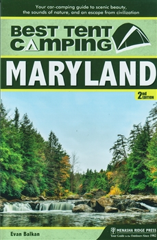 Best Tent Camping; Maryland (2nd edition)