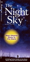 The Night Sky seasonal Star Chart