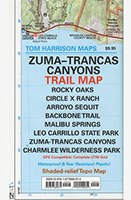 Zuma-Trancas Canyons Trail Map