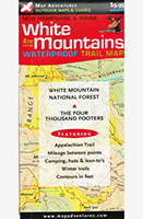 White Mountains Trail Map