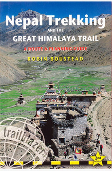 Nepal Trekking and the Great Himalaya Trail; A Route Planning Guide