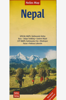 Nelles Map of NEPAL