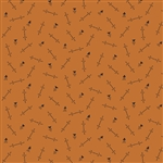 4066-O2 Pumpkin Spice Orange Arrowheads