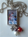 Snowfriends Charm Necklace