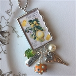 French Lemons Necklace