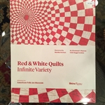 Red & White Quilts Infinite Variety Book