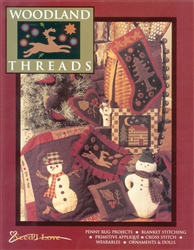 Woodland Threads, Renee Nanneman, Need'l Love, Stockings,