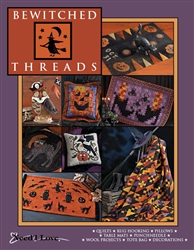 Bewitched Threads, Candy Corn, Black Magic, Spellbound, All Hallows Eve, Andover, Renee Nanneman, Need'l Love