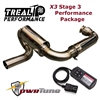 pwrTune Treal X3 Stage 3 package