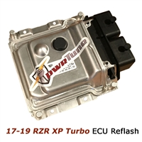 2019 RZR Turbo ECU Tune