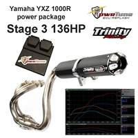 pwrTune Tune Exhaust Package YXZ 1000R SS