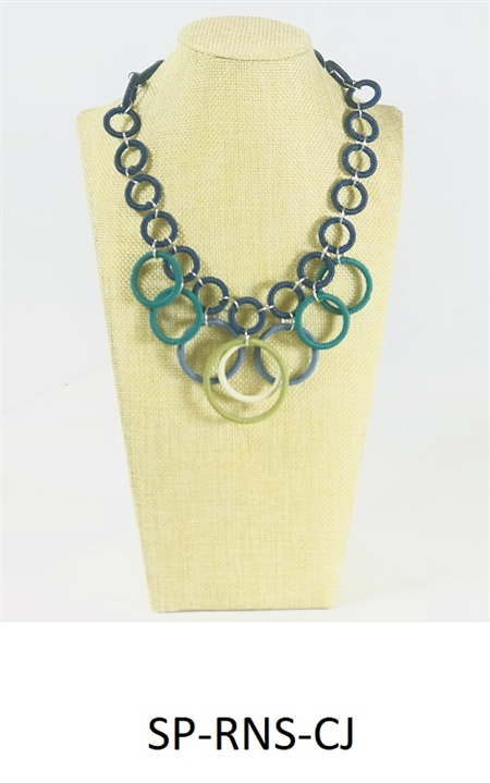 Ring Necklace - Short