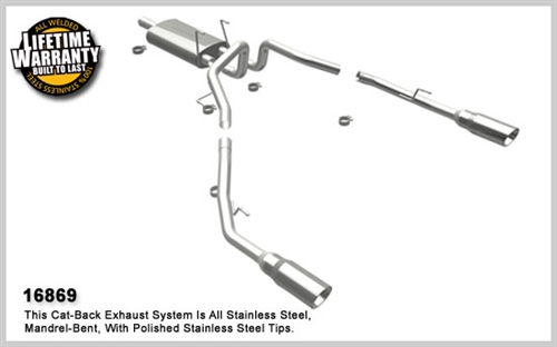 Alternative Views: 2015 Ram 1500 Cat Back Exhaust At Woreks.co