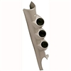 Auto Meter Triple Gauge Pillar Pod 09-up Dodge Ram - Taupe