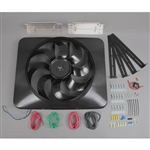 Flex-a-Lite 180 Universal Electric Fan