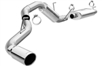 "Magnaflow 4"" Single Side Rear Exit Catback Exhaust 2014-2016 Ram 2500 6.4L Hemi"