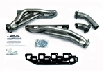 "JBA Cat4Ward1 5/8""  Shorty Headers 04-05 Dodge Ram 1500 4WD Stainless"