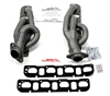 JBA Titanium Ceramic Coated Shorty Headers 09-up Ram 5.7L Hemi